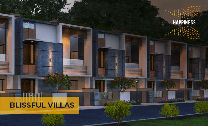 Happiness Blissful Villas by Sunpure Homes