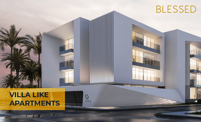 Blessed Villa Like Appartments by Sunpure Homes