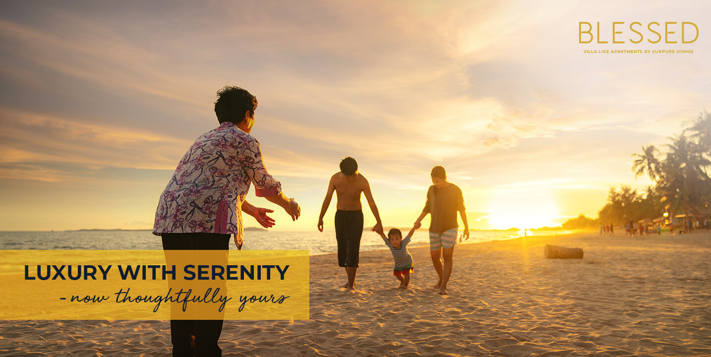 Luxury with Serenity by Sunpure Homes