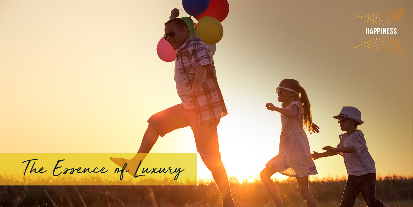 The essence of luxury with  Happiness Villas by Sunpure Homes